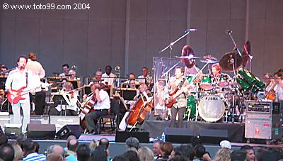TOTO and Atlanta Symphony Orchestra